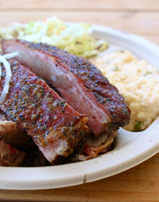 Little Miss BBQ in Phoenix, Where Well-Smoked Meat Takes Center Stage