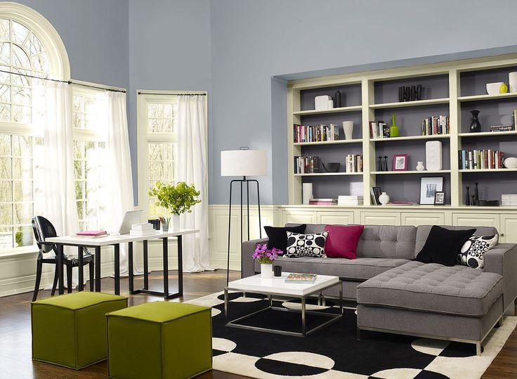 Benjamin Moore Paint Colors Blue Living Room Ideas