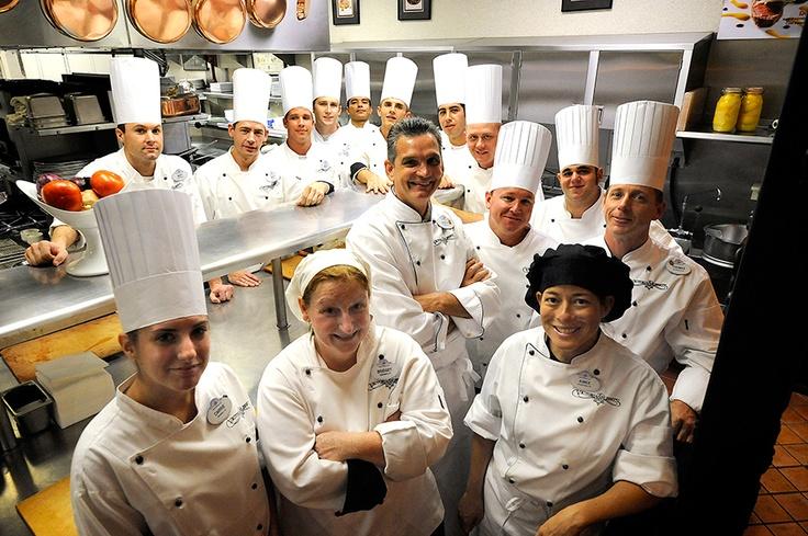 Zagat Names Victoria & Albert's One of Top 15 Iconic Restaurants in U.S.
