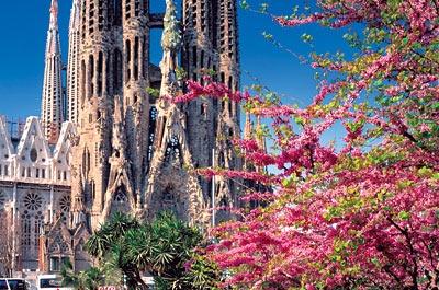 Gaudi?   Yes, PLEASE!