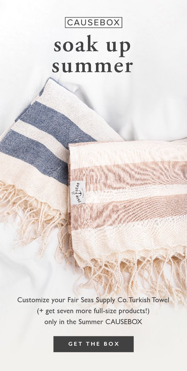 Get The Turkish Towel By Fair Seas Supply Co 7 Full Size Give