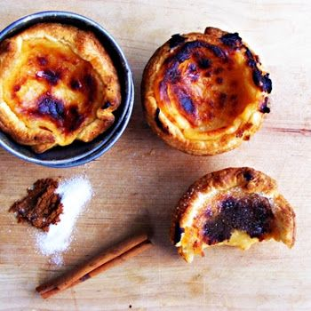 Pastéis de Nata  are one of the most famous portuguese delicacies and one of the most loved not only by portuguese people but equa...