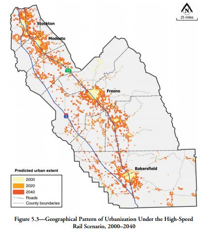 Why California's High-Speed Rail Line Is Drought-Friendly - CityLab