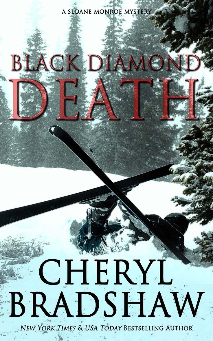 Black Diamond Death, Sloane Monroe Series #1, Mystery Books, Bestselling  Books,