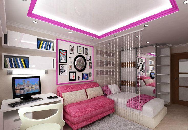 Дизайн комнаты для подростков. Подборка идей - Nebka.Ru