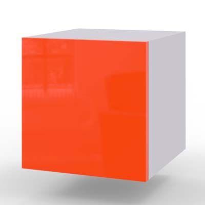 pomarańcz połysk - akryl