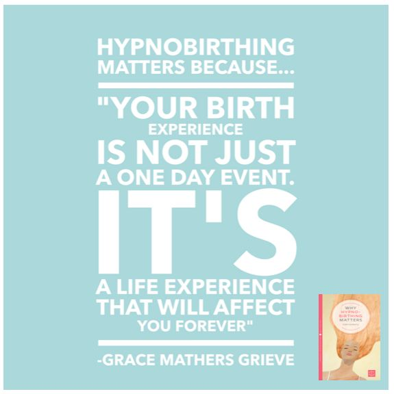 Why HypnoBirthing Matters http://www.pinterandmartin.com/why-hypnobirthing-matters.html