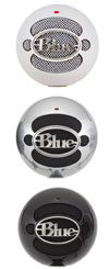 Blue Microphones | Snowball - The World's First Professional USB Mic