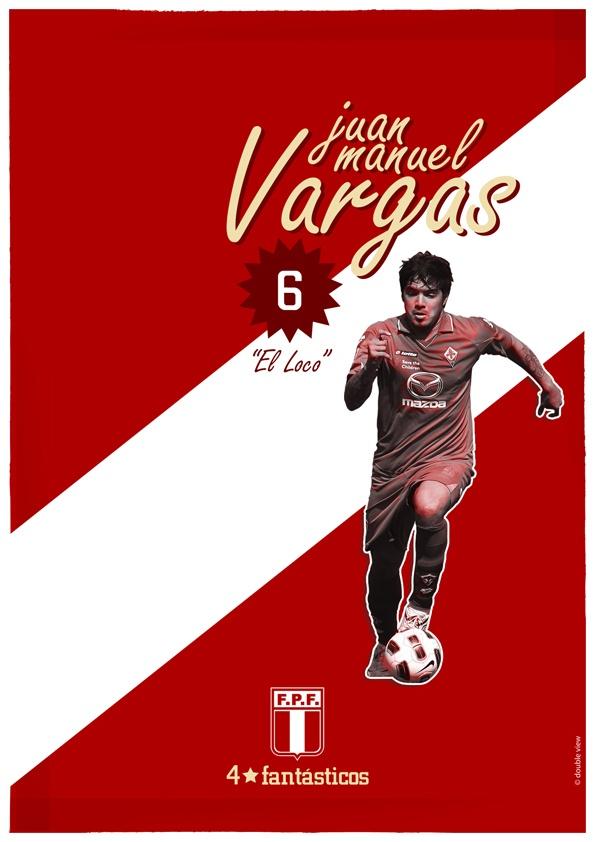 """Juan Manuel """"el Loco"""" Vargas"""