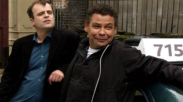 Craig Charles talks about Lloyd's return to Corrie and fight with Steve McDonald | Coronation Street News – ITV Soaps