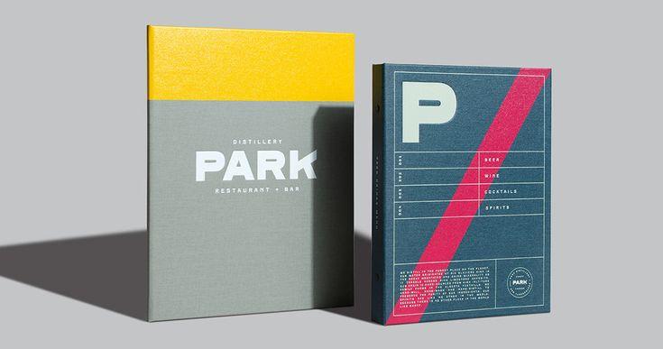Park Restaurant + Bar on Behance
