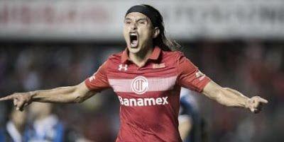 Nueva camisetas de futbol del Toluca baratas 16-17