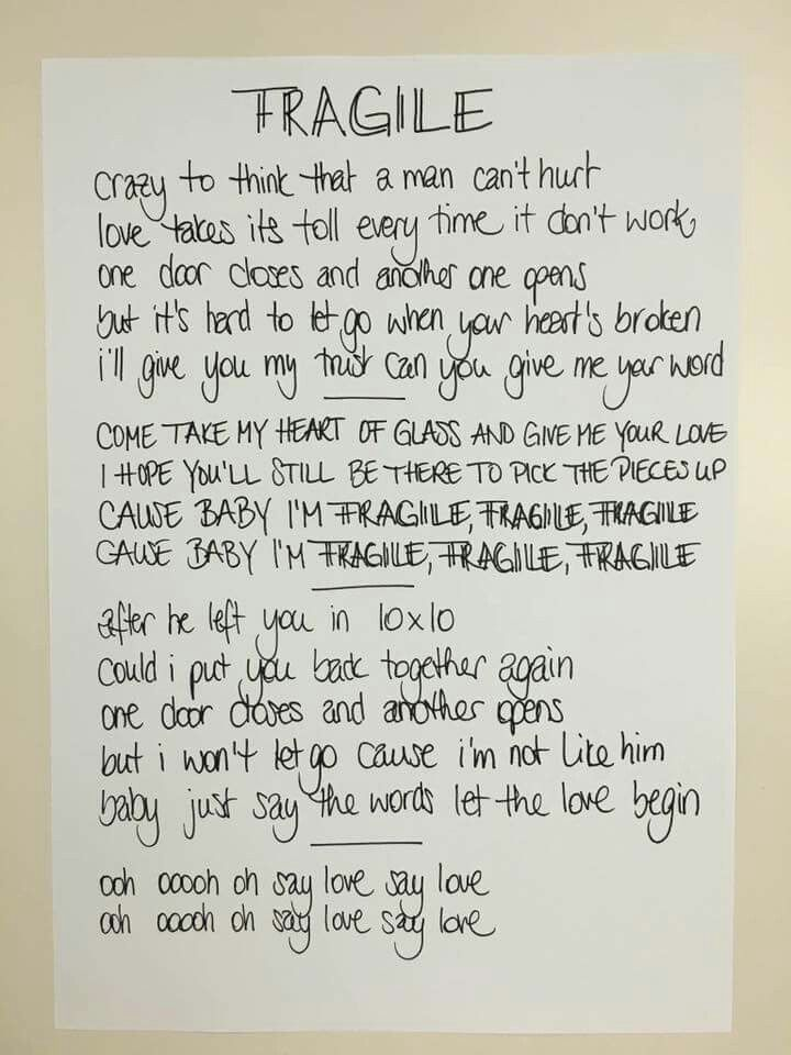 291 best Lyrics images on Pinterest | Lyrics, Music lyrics and ...