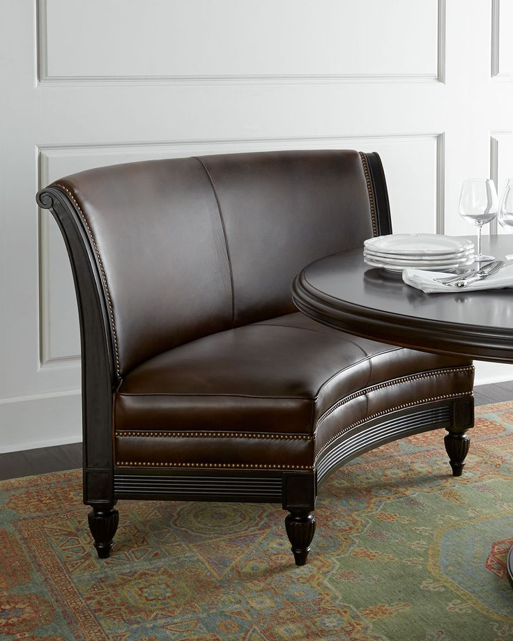 Dining Banquette Furniture: BANQUETTE SEATING~ On Pinterest