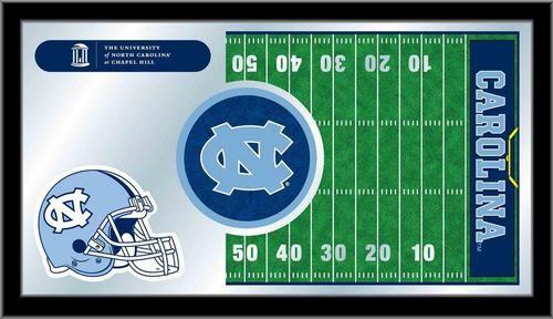 North Carolina Tarheels UNC Game Day Mirror Art Decoration