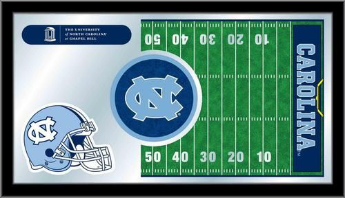 North Carolina Tarheels UNC Game Day Mirror Art Decoration