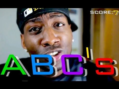 How To Rap In Alphabetical Order! chloee watch this plzz hope this is a jokee