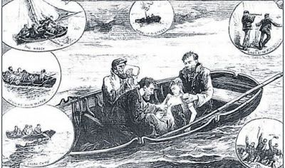 The Mignonette was a yacht that was shipwrecked, forcing its crew to resort to cannibalism, and thus being remembered as the cannibals of the Mignonette