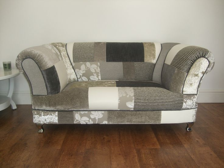 1000 Images About Patchwork Sofas And Chairs On Pinterest