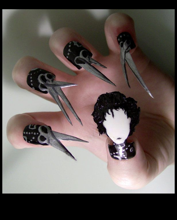 104 best Nail Art images on Pinterest | Nail scissors, Beleza and ...