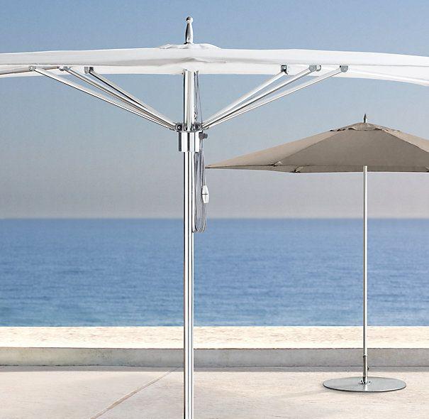 17 best images about outdoor on pinterest emu bar for Restoration hardware outdoor umbrellas