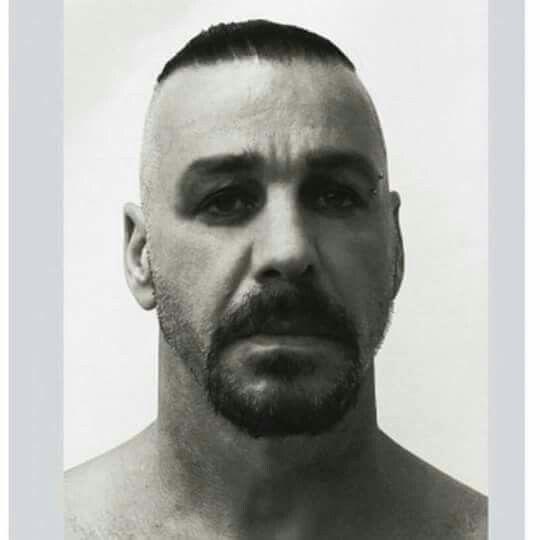 Till Lindemann, Zoo Magazine shoot #rammstein Argentina Facebook page
