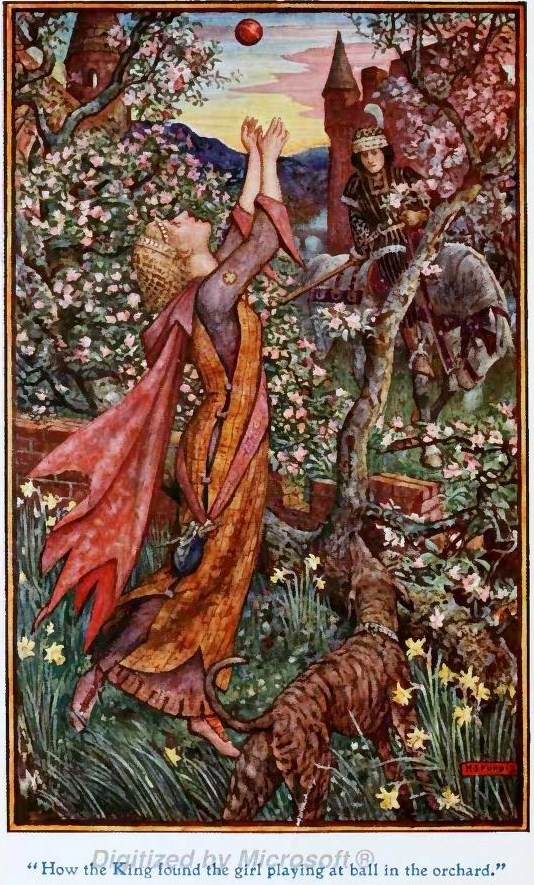 From The Lilac Fairy Book by Andrew Lang.