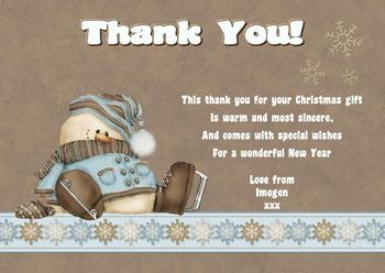thank you for christmas gifts note juve cenitdelacabrera co