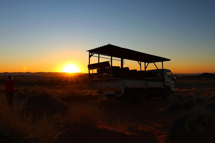 Um percurso de Overland, 26 dias, desde a Cidade do Cabo, passando pela Namíbia, Botswana e Quedas de Vitória, terminando no Parque Nacional de Kruger.