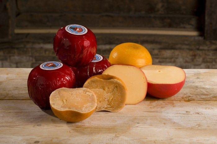 Free Edam cheese