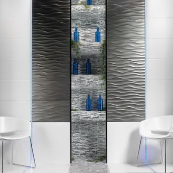 Our gorgeous range of Acoustic Wall Tiles. Perfect for Bathroom spaces.