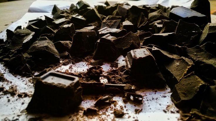 Skillet Chocolate Chunk Cookie {Galleta con Trozos de Chocolate en Sartén de Hierro Fundido}  | Bruni´s boulangerie