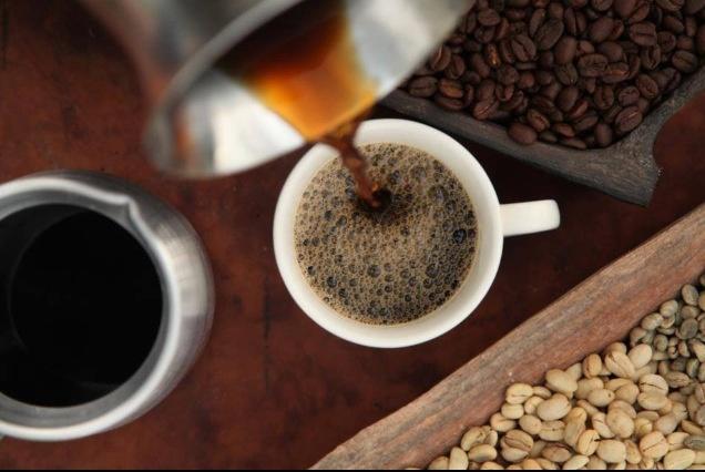 Colombian coffee. Via Juan Valdez Café.