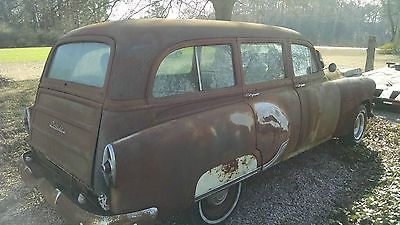 cool  1954 Pontiac Chieftain Tin Woodie Station Wagon! - For Sale View more at http://shipperscentral.com/wp/product/1954-pontiac-chieftain-tin-woodie-station-wagon-for-sale/