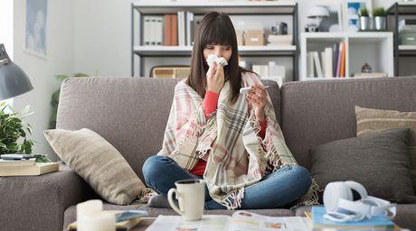 Простые йога-средства от насморка и простуды