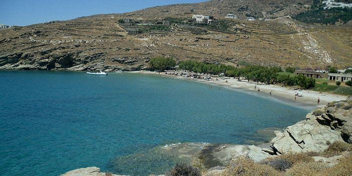 Пляж Каливиа