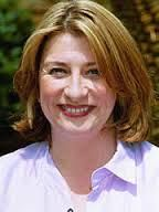 Caroline Quentin - I do hope she is in the next Jonathan Creek ep.