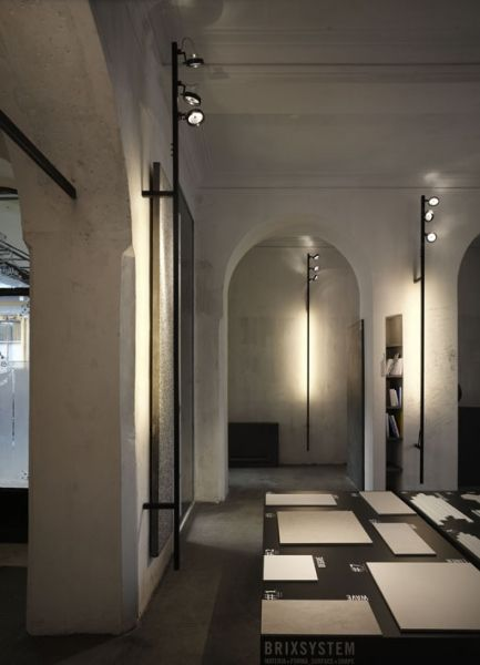 Showroom Brix in Brera - Milan