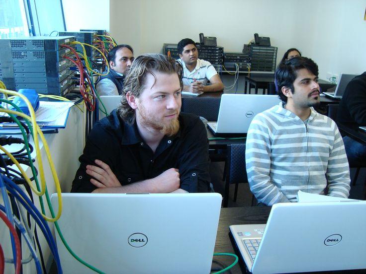 Cisco Training Class Melbourne