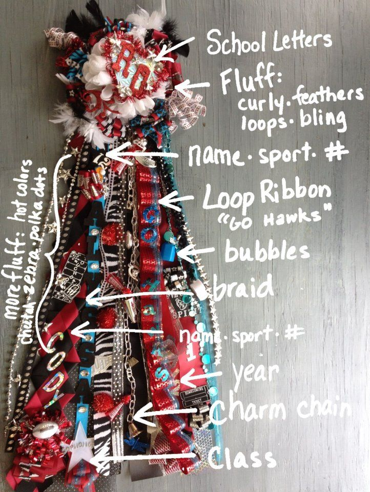(81) Homecoming Mums by Fresh