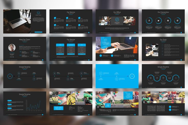 Ramahtamah PowerPoint Template by babud15 on Creative Market