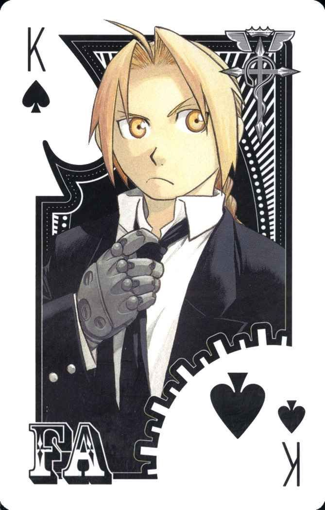Fullmetal Alchemist - MANGA - Lector - TuMangaOnline
