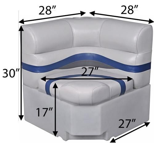 Boat Seat Dimensions : Best pontoons ideas on pinterest pontoon boats