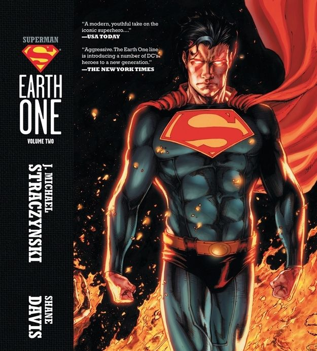 Superman: Earth One - 2010   12 Superman Stories Everyone Absolutely Needs To Read