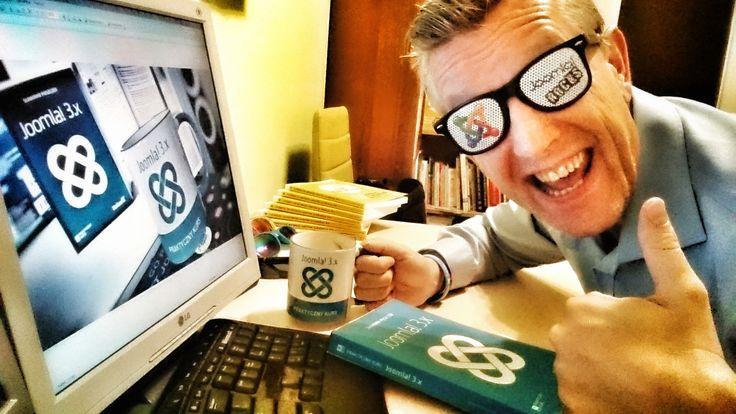 Czas na proste rozwiązanie! Czas na #Joomla! Jeżeli najchętniej uczysz się na praktycznych przykładach, sięgnij po tę książkę :-) https://www.slawop.net/j3pk    #J3PK #Joomla3PraktycznyKurs #JoomlatoPROSTE