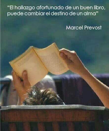 """Encontrar un buen libro según Marcel Prevost, autor del """"Jardin secret"""" con una personal visión de la mujer plasmada en sus obras."""