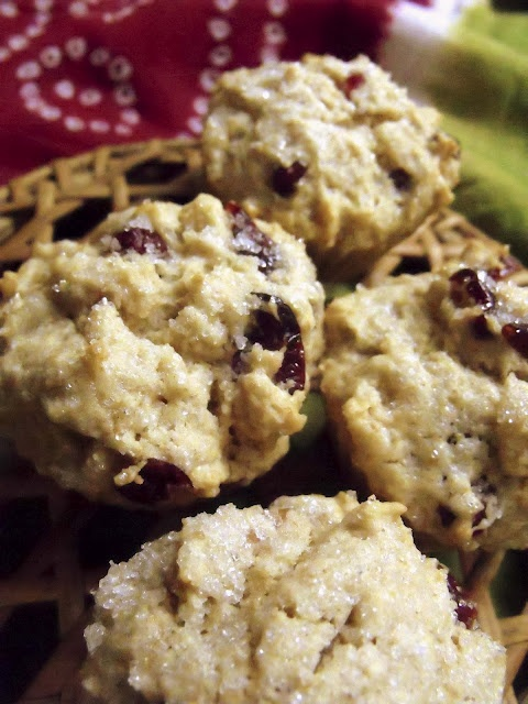Sugar Crusted Cranberry Apple Muffins | Muffins | Pinterest
