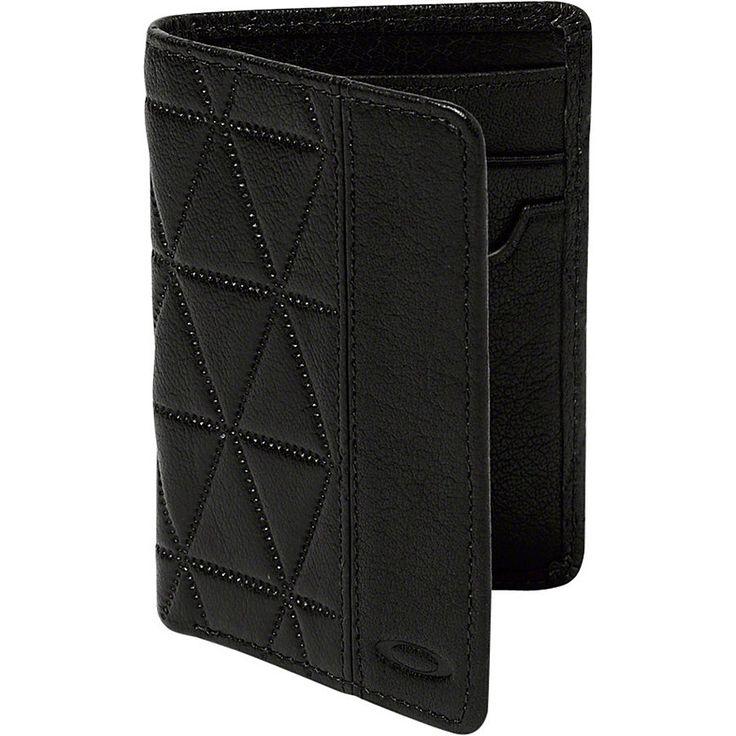 Oakley Leather Slim Wallet - eBags.com