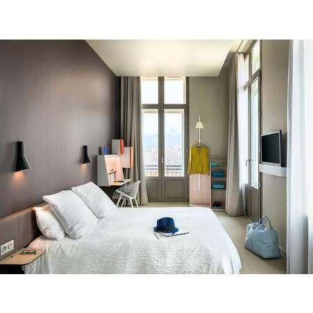 Hôtel romantique : A Lyon l hotel OKKO Lyon Pont Lafayette © Booking