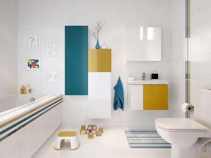 Cersanit, Colour, fot. mat. prasowe